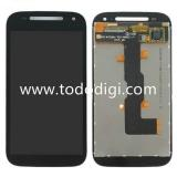 DISPLAY LCD + TOUCH DIGITIZER DISPLAY COMPLETE WITHOUT FRAME FOR MOTGOLDLA MOTO AND 2ND XT1524 BLACK