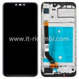 TOUCH DIGITIZER + DISPLAY LCD COMPLETE + FRAME FOR ASUS ZENFONE MAX (M2) ZB633KL X01AD BLACK