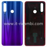 ORIGINAL BACK HOUSING FOR HUAWEI HONOR 20 LITE / HONOR 10i HRY-LX1T PHANTOM BLUE