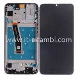 DISPLAY LCD + TOUCH DIGITIZER DISPLAY COMPLETE + FRAME FOR HUAWEI HONOR 10 LITE HRY-LX1 HRY-LX2 BLACK