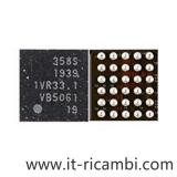 CHARGING IC CHIP 358S 1939 FOR SAMSUNG GALAXY TAB E 9.6 T560 / T561 / T210 / P3200 / OPPO R8007 / R829 / R829T